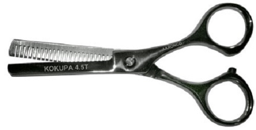 Aaronco - Kokupa 4.5 in 24 Tooth Blunt Tip Thinner (AA164)