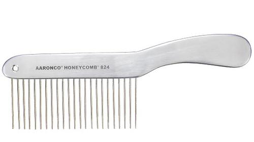 """Aaronco - Aluminum Honeycomb Long Hair, COARSE 23 TEETH 1 3/4"""" LONG (AA824)"""
