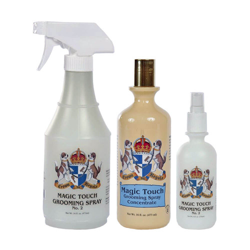 Crown Royale Magic Touch Formula 2