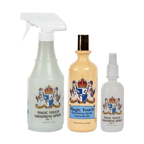 Crown Royale Magic Touch Formula 1