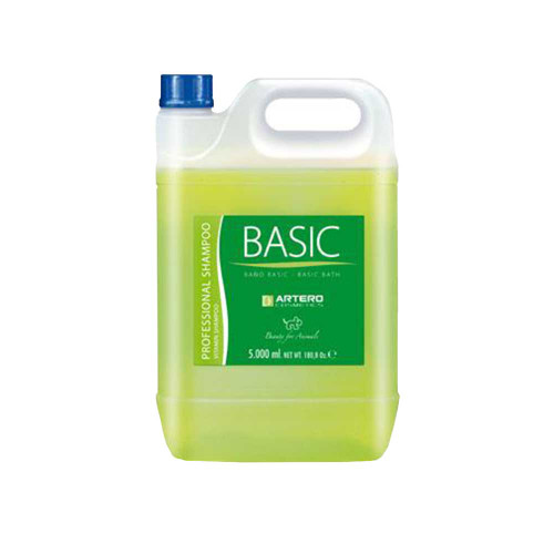 Artero Cosmetics Basic Shampoo