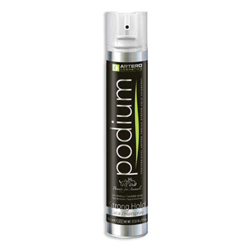 Artero Cosmetics Podium Strong Hold Hairspray for Dogs
