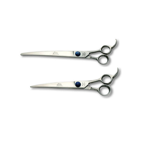 Geib Buttercut Blue Breeze Speed Cutter Curved Shears
