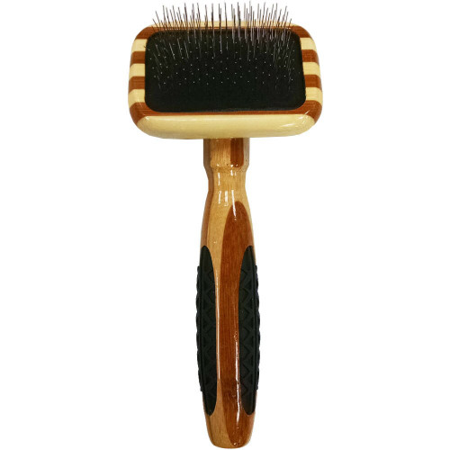BASS Slicker Style Brush - Wire Pin - Mini