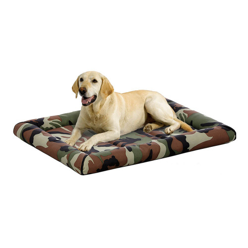 Midwest QuietTime Maxx Utlra-Rugged Pet Bed in Camo