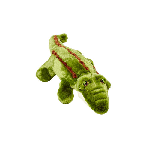 "Fluff and Tuff Georgia Gator 18"" Dog Toy"