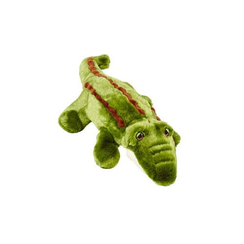 "Fluff and Tuff Georgia Gator 18"" Dog Toy"