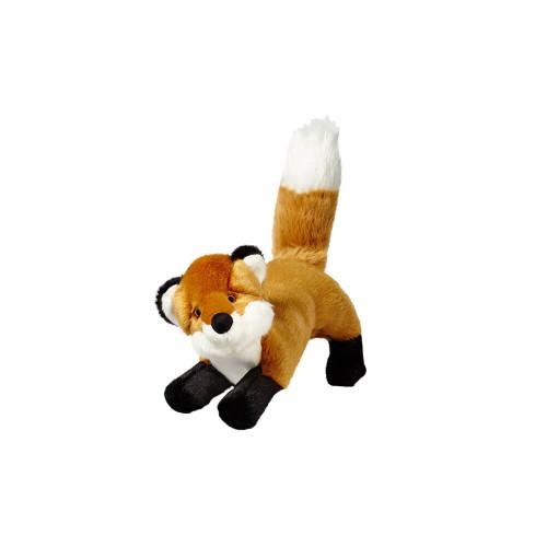 "Fluff and Tuff Hendrix Fox 16"" Dog Toy"