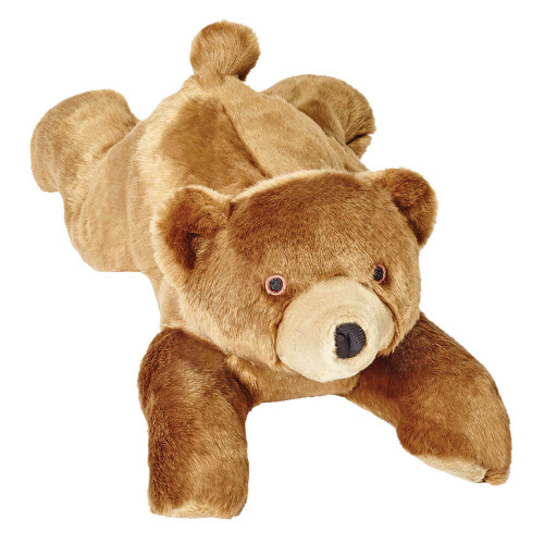 "Fluff and Tuff Sadie the Bear 20"" Dog Toy"