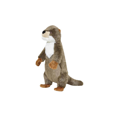 "Fluff and Tuff Harry Otter 15"" Dog Toy"