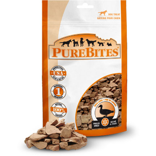 PureBites Duck Treats 2.6oz