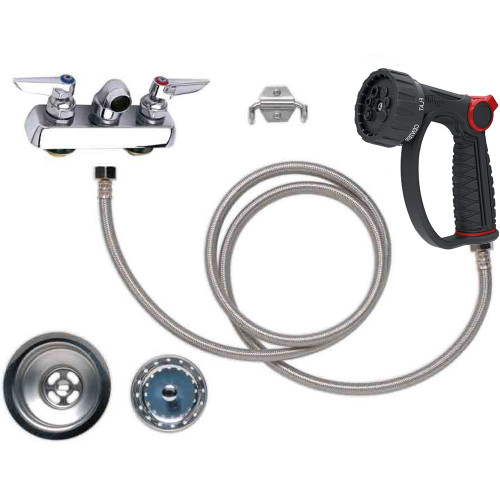 Petlift Complete Plumbing Package