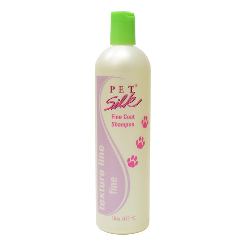 Pet Silk Texturizing Fine Coat Shampoo
