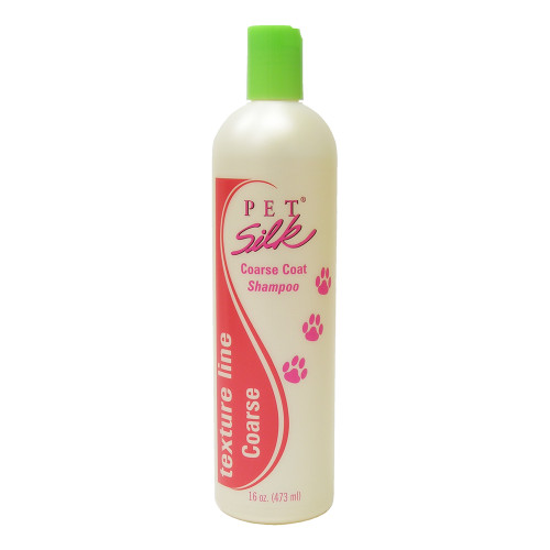 Pet Silk Texturizing Coarse Coat Shampoo