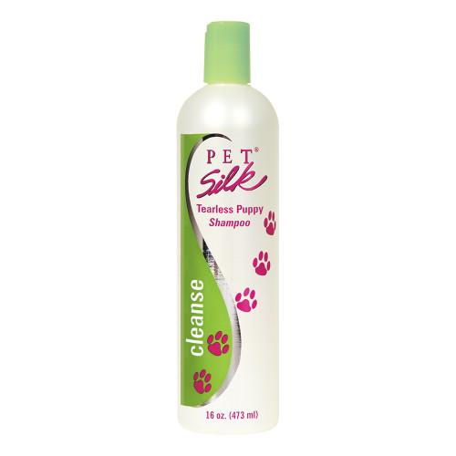 Pet Silk Tearless Puppy Shampoo