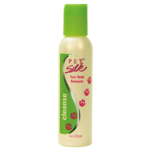 Pet Silk Tear Stain Remover
