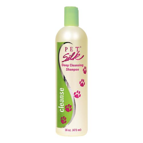 Pet Silk Deep Cleansing Shampoo