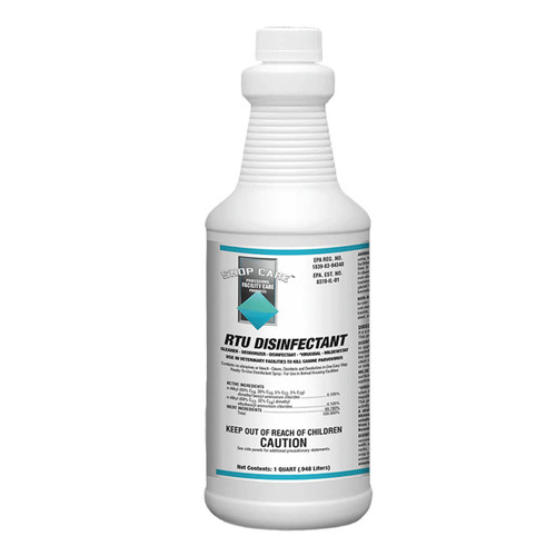 Shop Care 256 Disinfectant Ready-to-Use - 32oz