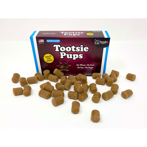 Spunky Pup Nostalgic boxed Tootsie Pups Treats - 5oz