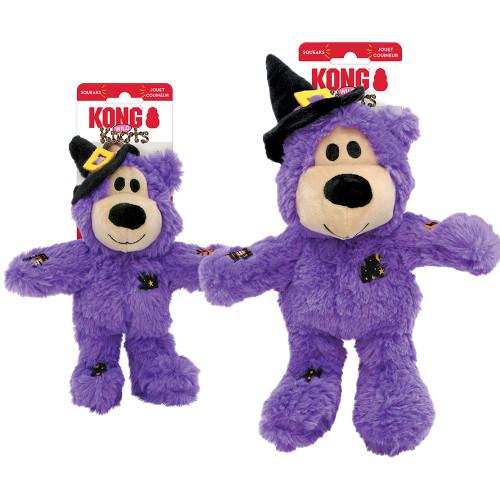 KONG Wild Knots Bear Halloween Dog Toy