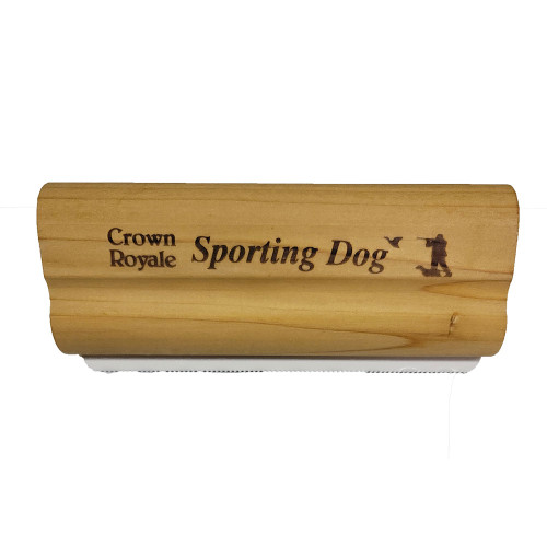 Crown Royale Sporting Dog EquiGroomer Shedding Tool