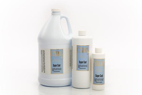 Cindra Super Coat Conditioning Coat Dressing for Coarse Double Coats Concentrate