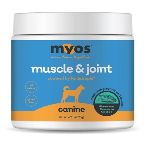 MYOS Canine Muscle & Joint Formula - 6.98oz