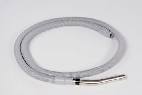 Rapid Groom Replacement Hose with Chrome Elbow 10 ft