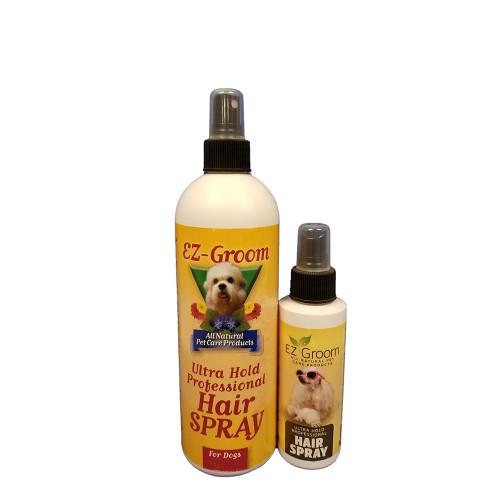 EZ Groom Ultra Hold Professional Spray