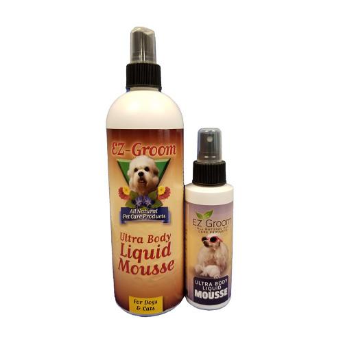 E-Z Groom Ultra Body Liquid Mousse