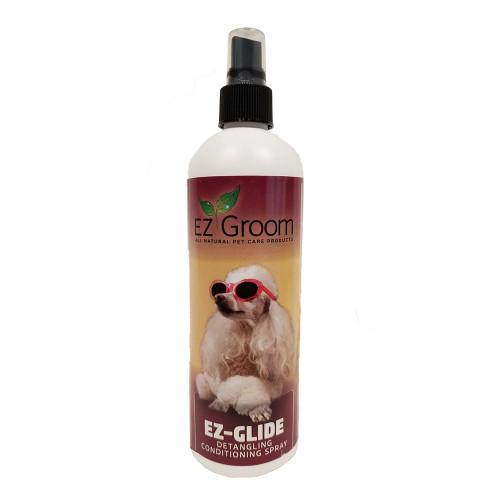 E-Z Groom EZ-Glide Detangling Conditioning Spray 16oz