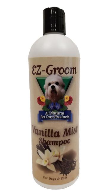 E-Z Groom Vanilla Mist Shampoo 16oz