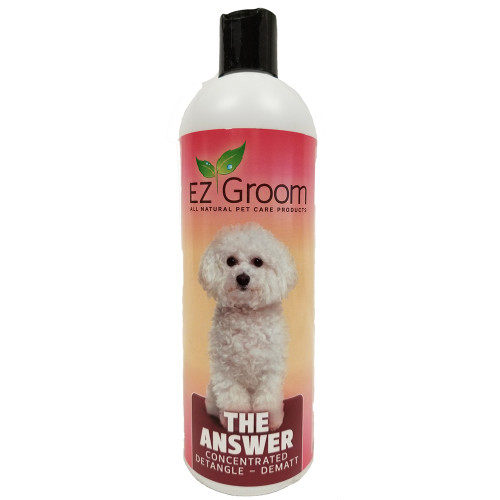E-Z Groom The Answer 16oz