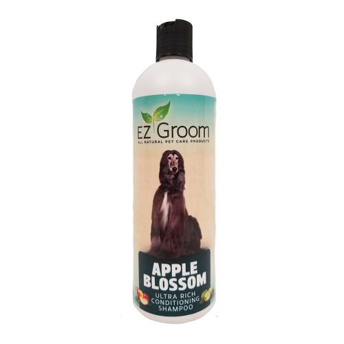 E-Z Groom Apple Blossom Ultra Rich Conditioning Shampoo 16oz