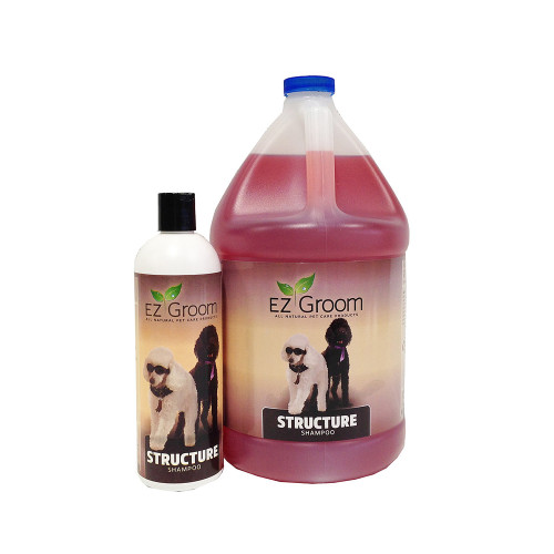 E-Z Groom Structure Shampoo for Rough Coated Breeds
