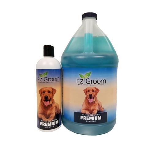 E-Z Groom Ultra Cleaning Premium Shampoo