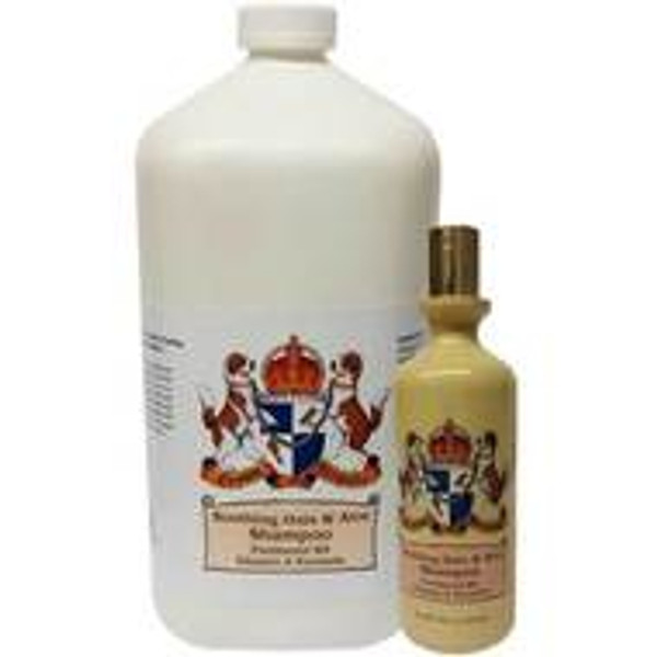 Crown Royale Soothing Oats and Aloe Shampoo