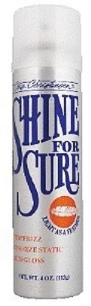 Chris Christensen - Shine for Sure Spray, 4 oz Aerosol