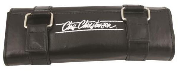 Chris Christensen - Leather Stripping Knife Roll