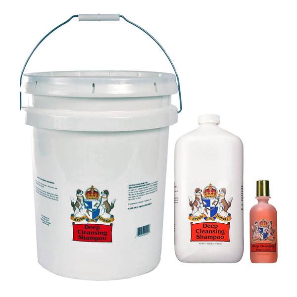 Crown Royale Deep Cleansing Shampoo