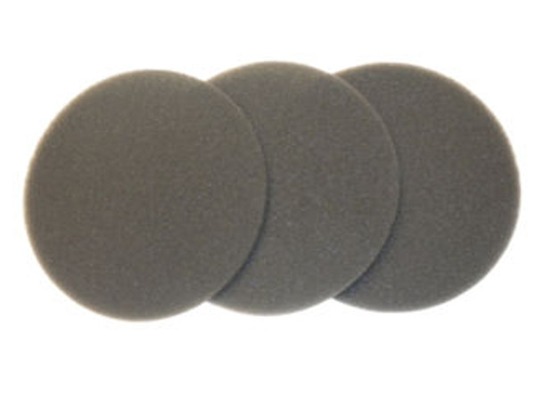 Metro - Foam Filters for Most Metro Dryers, 3 Filters to a Pack