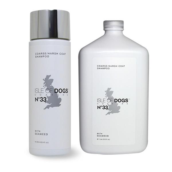 Isle of Dogs COATURE No 33 Coarse Coat Shampoo