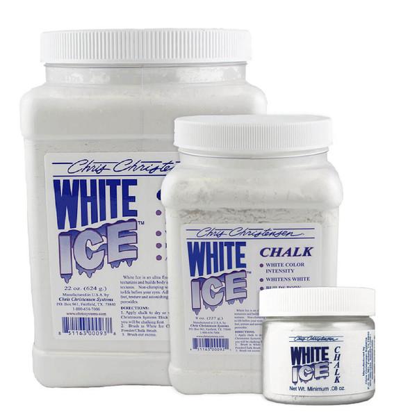 Chris Christensen White Ice Chalk
