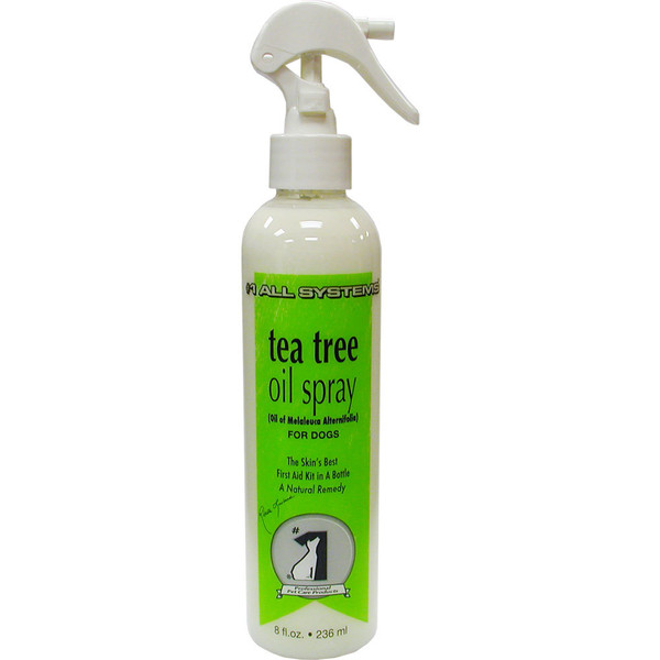 #1 All systems - E1 Tea Tree Oil Spray, 8 oz