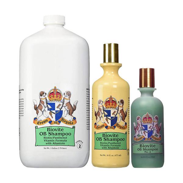 Crown Royale Biovite Formula 2 Shampoo