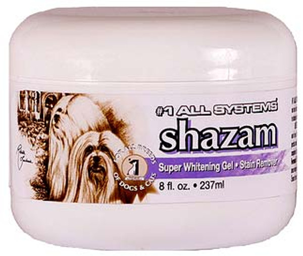 #1 All Systems - Shazam Super Whitening Gel, 8 oz