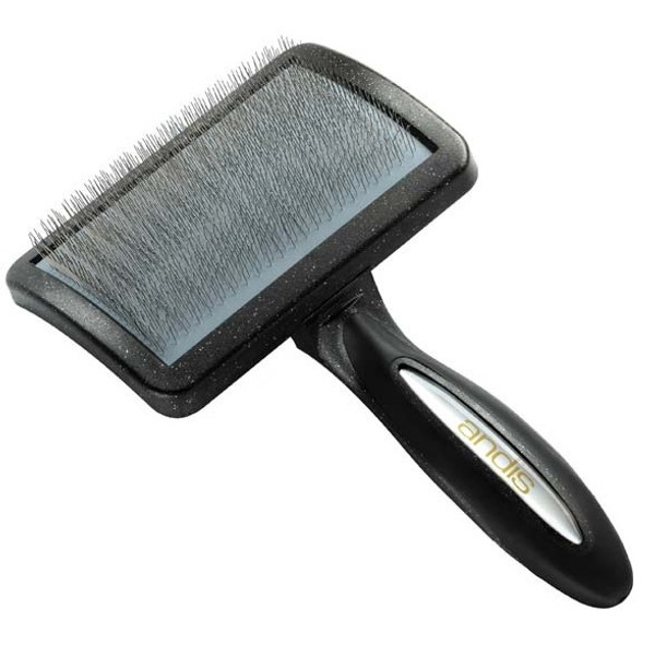 Andis - Premium Soft-Tooth Slicker Brush