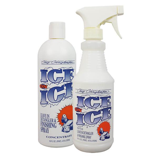 Chris Christensen Ice on Ice Detangling and Finishing Spray