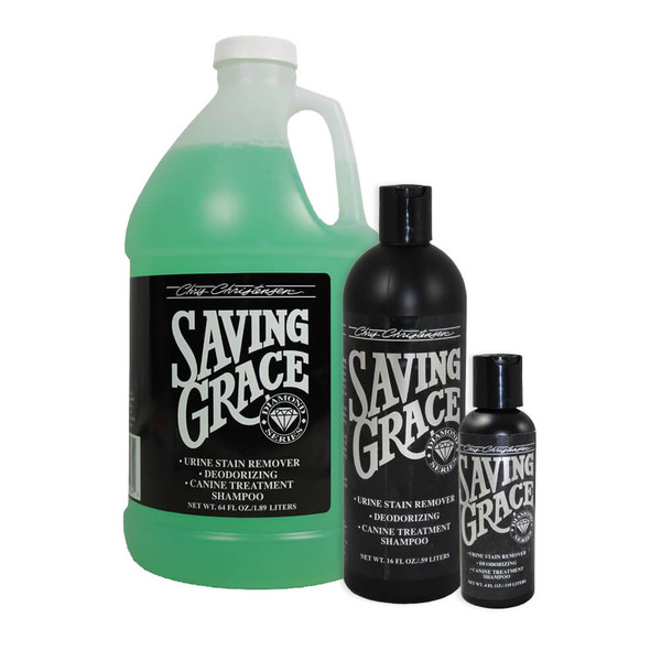 Chris Christensen Saving Grace Urine Stain Removing Shampoo