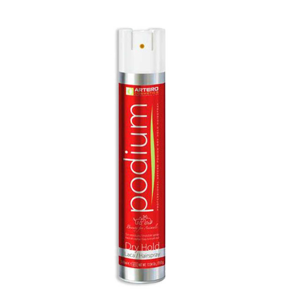 Artero Cosmetics Podium Dry Hairspray for Dog